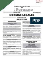 Reglamento Nacional de Vehículos_ElPeruano