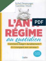 Desmurget, Michel - L'Antirégime