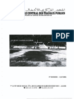 Géotechniques Pour La Réalisation de 120 Bureau HYDRA LCTP