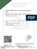 2018-10-05 -- CDE Solicita Retención de Bienes a Sucesión Pinochet