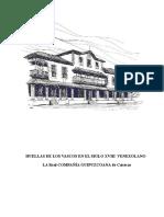 Huellas de Los Vascos en El Siglo XVIII Venezolano.