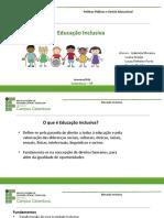 EDUCAÇÃO INCLUSIVA - Marcela (Apresentação) (1)