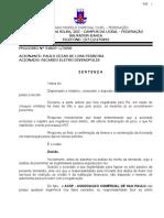 EXTINÇÃO - ILEGITIMIDADE PASSIVA CDL