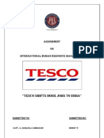 tesco relationship with customers
