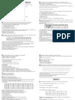 1ère S Ex. sur les variables aléatoires-1