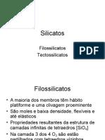 Classe Silicatos[3]