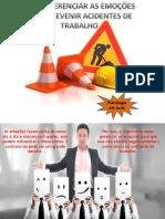 x EBOOK GERENCIAR EMOÇÕES COMO PREVENÇÃO DE ACIDENTES