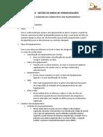 INSTRUÇÕES DA PLANILHA  DE CONTROLE DE COMBUSTÍVEL