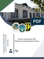 Guia Para El Aspirante Conocimientos Generales Cg-19.3 2021-2022 0