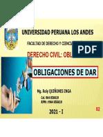 CLASE Nº02-Obligaciones de Dar
