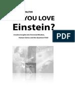 Do You Love Einstein?
