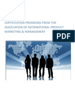 AIPMM Certification Procedure - 2009-2010