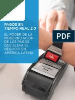 Pagos en tiempo real 2.0 - El poder de la modernización de los pagos que eleva el negocio en América Latina - FV - SPN