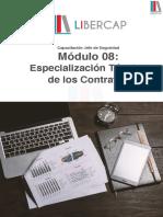 08. Especializacion tecnica de los contratos 2020