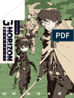 Kurai Sora Translation-Log Horizon Volume