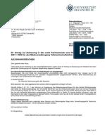 Bescheid Uni-Mannheim 301718