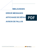 Still Fehlercode
