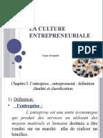 Culture Entrepren Tri