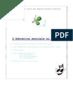 Activité vocale - Primaire
