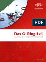 COG - O-Ring 1x1 DE