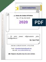3 Jours_Jeûne_ Jouir_De_La_Protection_Divine