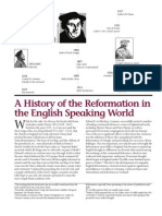 A history of the Reformation