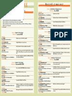 Programme f