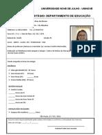 Relatorio de Estágio Em Formação (75 Horas ) - Luciana Alves de Oliveira (1)