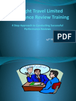Performance Review Manager Training 2011