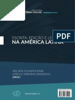 Escrita America Latina Organizado Por Shapohnik
