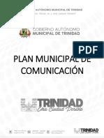 plan de comuniciación gamt 2021