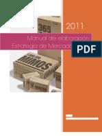 Manual de Elaboración de Trabajo Final Fundamentos de Mercadotecnia