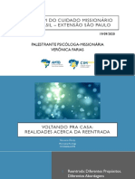 IV Fórum Do Cuidado Missionário Cim Brasil-sp 19.02.2020 - Palestra Psic. Verônica Farias