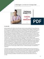 Bihr sur Picketty Capital-Ideol