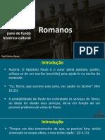 Aula 01.1 - Introdução e pano de fundo histórico-cultural