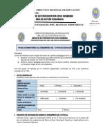 MONITOREO DE LA IMPLEMENTACION DE TOE