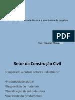 Estudo Economico e Viabilidade Tecnica