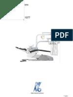 KAVO 1077 Assembly Instructions