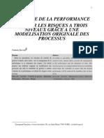 pilotage performance RAVIDAT