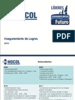 Aseguramiento Logros 2010 - 2011