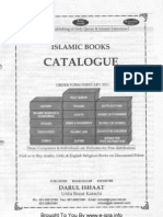Darul Ishaat Catalogue