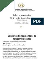 Telecomunicações..
