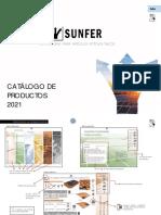 202106 Sunfer Catálogo Tarifa Ct2021