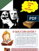 CADEMARTORI- 6-LEITOR SER OU NÃO SER