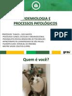 ENFERMAGEM - MÓDULO I - EPIDEMIOLOGIA