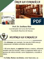 historia da farmácia