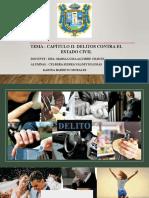 Exposicion de Penal Art. 143 Al 146