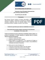 CRISTERIOS BASICOS PRESENTACION DE TRABAJO - FINAL
