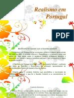 Apresentação Sobre Realismo Em Portugal