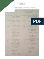 Desarrollo Guía Mayo Matematicas 11